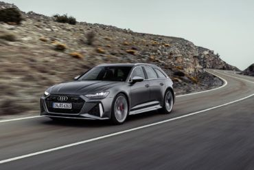 Audi RS 6 Avant: Powerful Wagon On Its Way To The USA 18