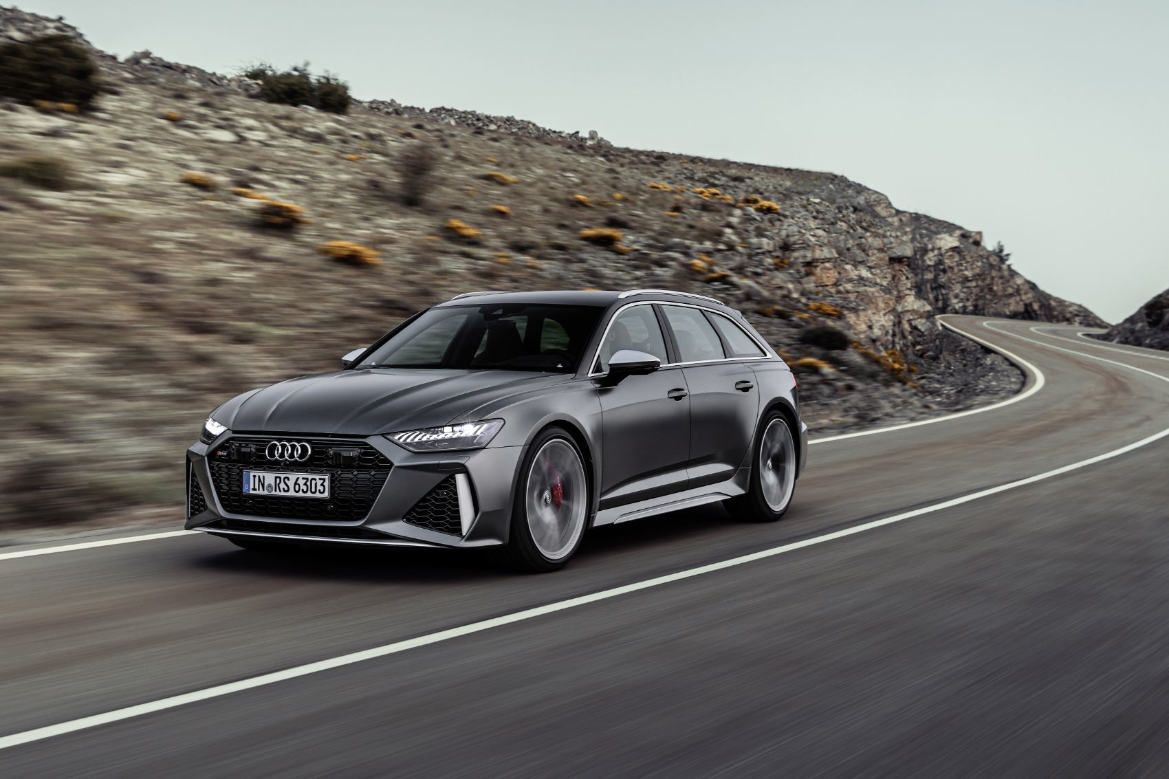 Audi RS 6 Avant: Powerful Wagon On Its Way To The USA