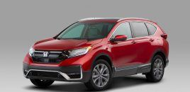2020 Honda CR-V Hybrid: Better Late Than Never