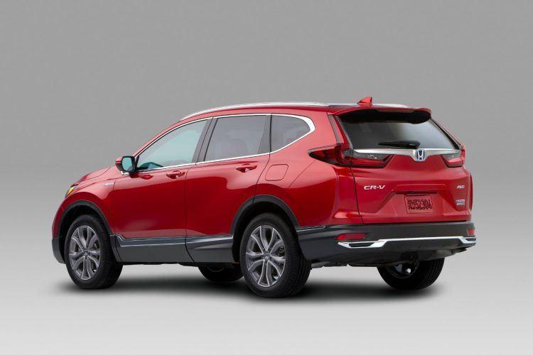 02 2020 Honda CR V Hybrid 750x500 - 2020 Honda CR-V Hybrid: Better Late Than Never