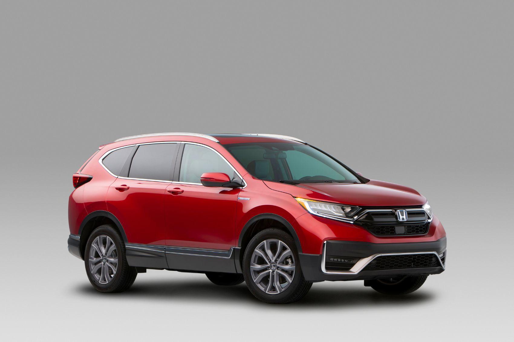 Honda Crv Hybrid >> 2020 Honda Cr V Hybrid Better Late Than Never
