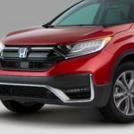 05 2020 Honda CR V Hybrid