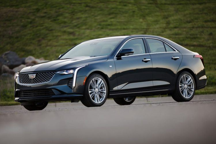1 1 750x500 - 2020 Cadillac CT4: Reviving The American Sports Sedan