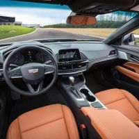 12 1 200x200 - 2020 Cadillac CT4: Reviving The American Sports Sedan