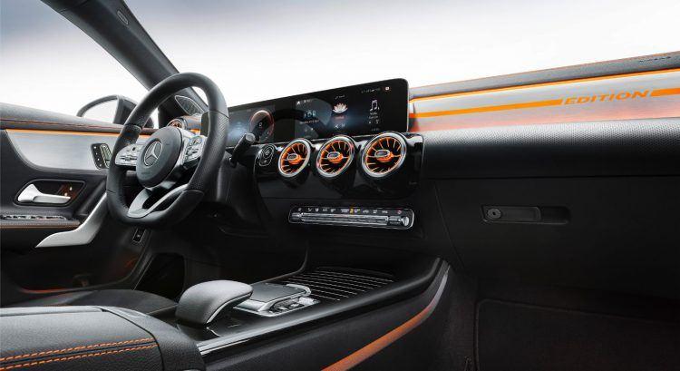 18C0888 011 source 750x409 - 2020 Mercedes-Benz CLA: Entry-Level Benz Packs Tech & Performance