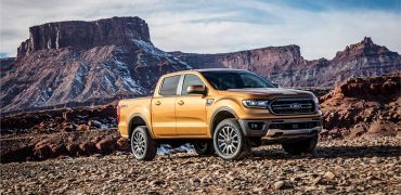 2019 Ford Ranger 1 370x180 - 2019 Ford Ranger SuperCrew Review: Good Enough But Far From Great