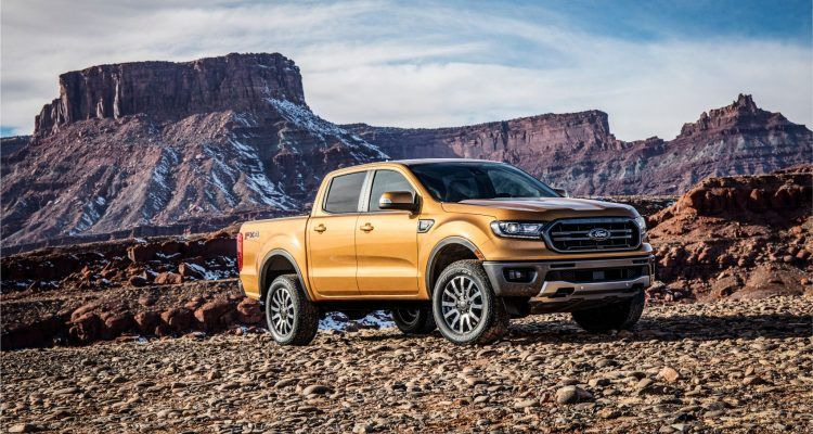 2019 Ford Ranger 1 750x400 - 2019 Ford Ranger SuperCrew Review: Good Enough But Far From Great