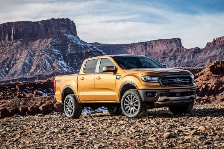 2019 Ford Ranger SuperCrew Review: Good Enough But Far From Great 27
