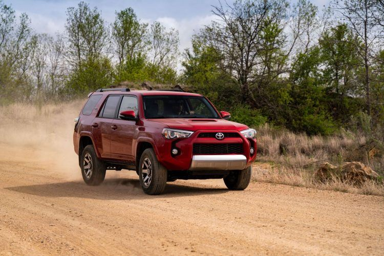 2019 4Runner TRD Off Road 05 16DE7B5C9A87CA451BA7165CE44AED44E554B502 750x500 - 2019 Toyota 4Runner TRD Pro Review: Pavement Not Required