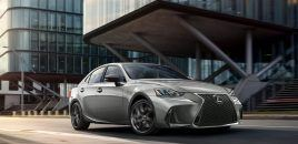 2019 Lexus IS 350 Review: Few Changes But Still A Winner