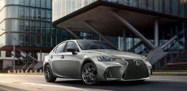 2019 Lexus IS300 BlackLine front 02 F5D261DA58661DF4FD6688B765DE286356D679B2 370x180 - 2019 Lexus IS 350 Review: Few Changes But Still A Winner