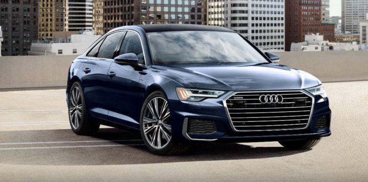 2020 Audi A6 750x372 - 2020 Audi Lineup: A Complete Look At The Updates