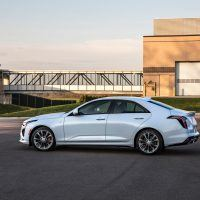 2020 Cadillac CT4 Sport 018 1 200x200 - 2020 Cadillac CT4: Reviving The American Sports Sedan