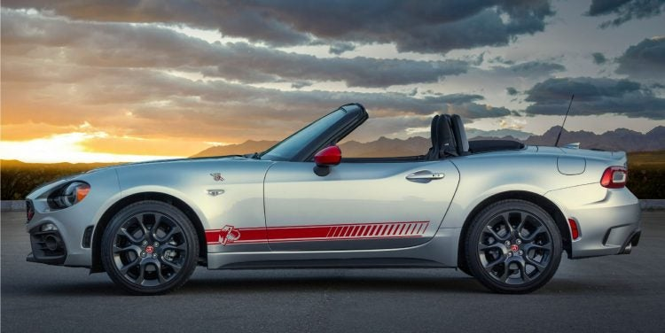2020 Fiat 124 Spider 2 750x376 - 2020 Fiat 124 Spider Abarth: Feeling The Scorpion's Sting!