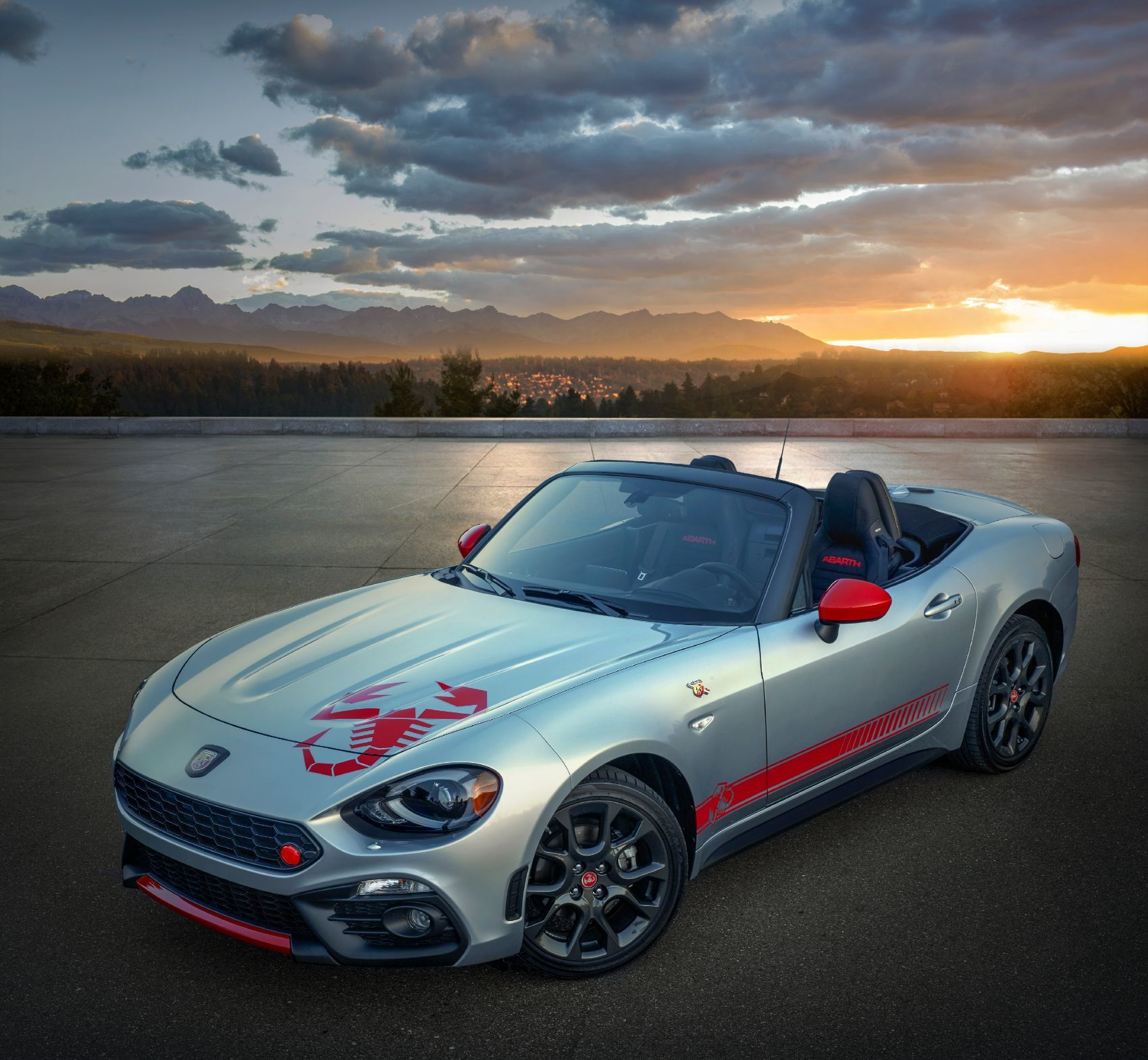 2020 Fiat 124 Spider Abarth: Feeling The Scorpion's Sting