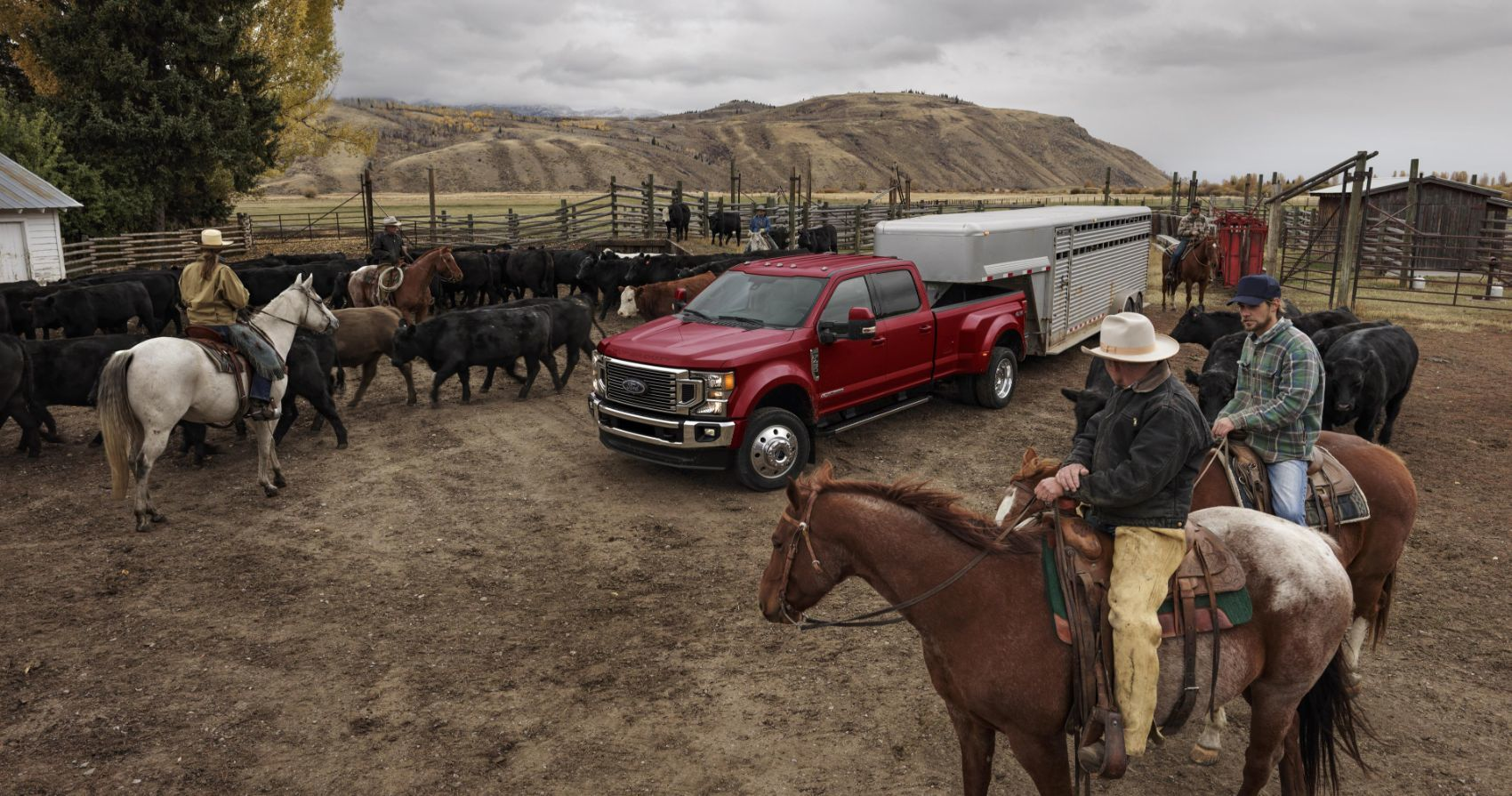 2020 Ford Super Duty The Workhorse For The City Of Tomorrow