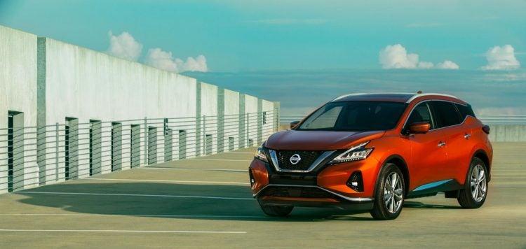 2020 Nissan Murano 2