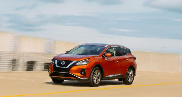 2020 Nissan Murano 750x400 - 2020 Nissan Murano, Pathfinder & Armada: An Easy Pricing & Features Guide