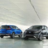 27 2020 Honda CR V blue CR V Hybrid 200x200 - 2020 Honda CR-V Hybrid: Better Late Than Never