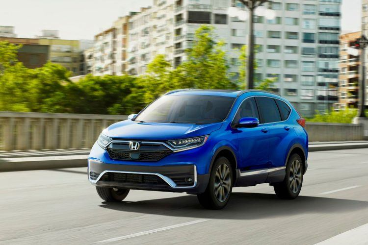 28 2020 Honda CR V CROP 750x500 - 2020 Honda CR-V Hybrid: Better Late Than Never