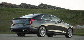2020 Cadillac CT4: Reviving The American Sports Sedan