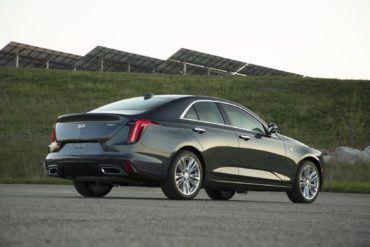 2020 Cadillac CT4: Reviving The American Sports Sedan 17