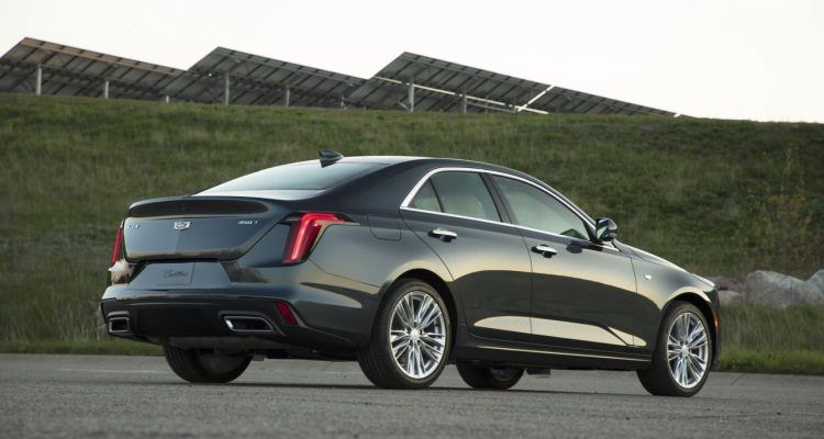 4 1 750x400 - 2020 Cadillac CT4: Reviving The American Sports Sedan