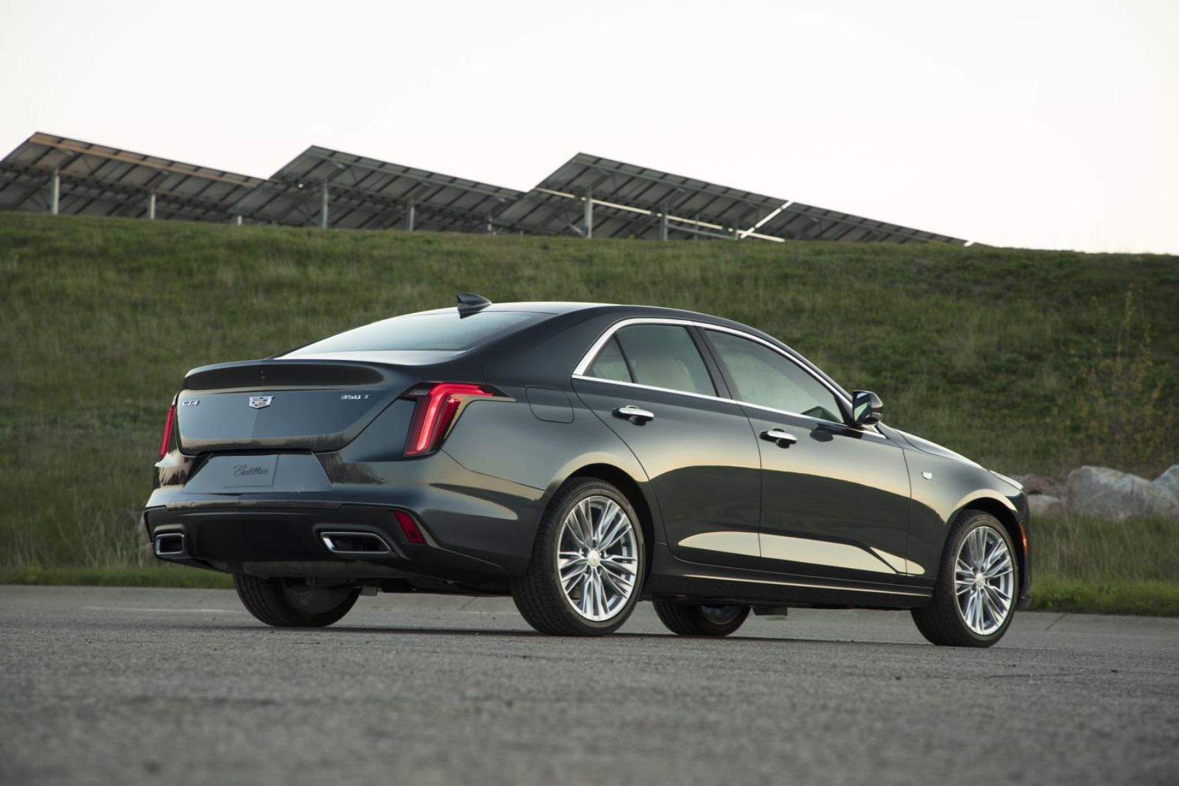 2020 Cadillac CT4: Reviving The American Sports Sedan