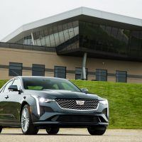 8 1 200x200 - 2020 Cadillac CT4: Reviving The American Sports Sedan
