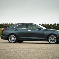 9 1 200x200 - 2020 Cadillac CT4: Reviving The American Sports Sedan