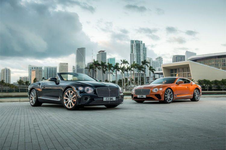 Bentley Continentle GT GT Convertible V8 Hero 1
