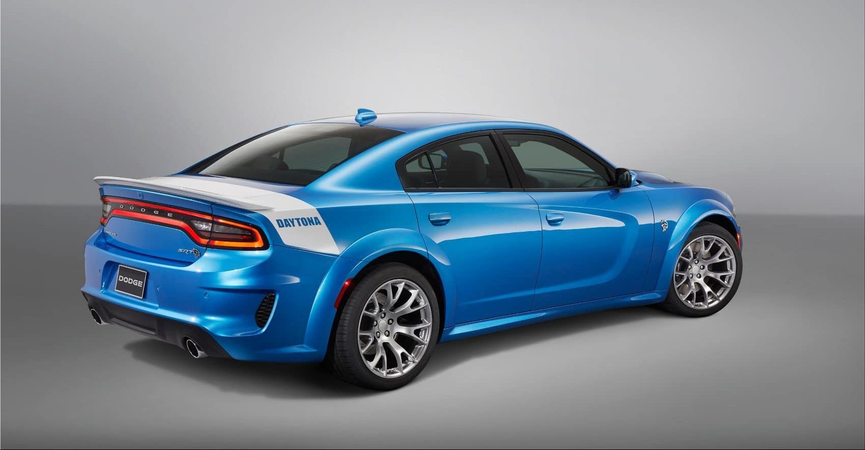Dodge Charger Daytona 50th Anniversary Edition: Fit For The King