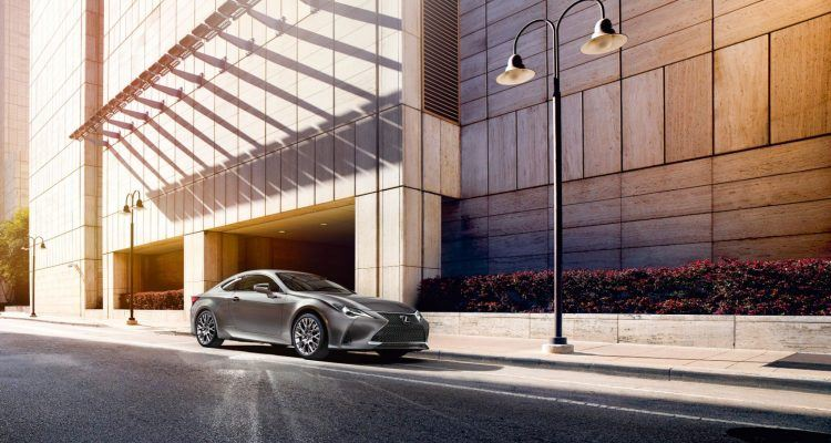MY 2019 Lexus RC 011 E8172991A2FF5F2781B82E2B588C90F4BF0606F8 750x400 - 2019 Lexus RC 350 Review: A Sporty But Reasonable Daily Driver
