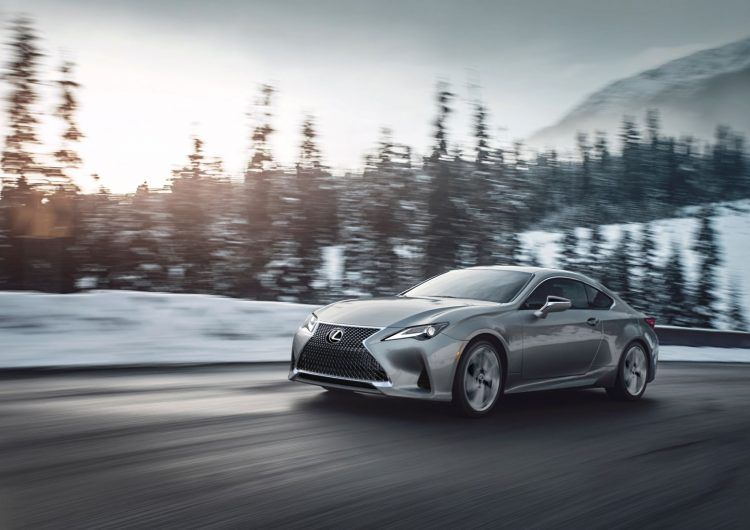 2019 Lexus RC 350 Review: A Sporty But Reasonable Daily Driver 16
