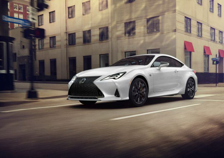 2019 Lexus RC 350 Review: A Sporty But Reasonable Daily Driver 18