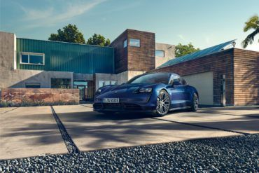 2020 Porsche Taycan: Inside The Four-Door, Fully-Electric 911 21