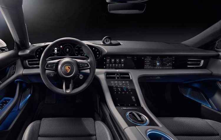 2020 Porsche Taycan: Inside The Four-Door, Fully-Electric 911 18