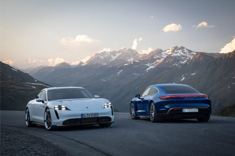 2020 Porsche Taycan: Inside The Four-Door, Fully-Electric 911 16