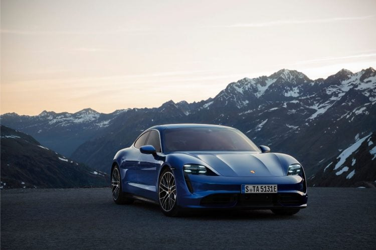 2020 Porsche Taycan: Inside The Four-Door, Fully-Electric 911 19