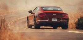 Bentley Continental GT V8: The Proper Motor Car Lives Again