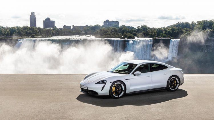 2020 Porsche Taycan: Inside The Four-Door, Fully-Electric 911 17