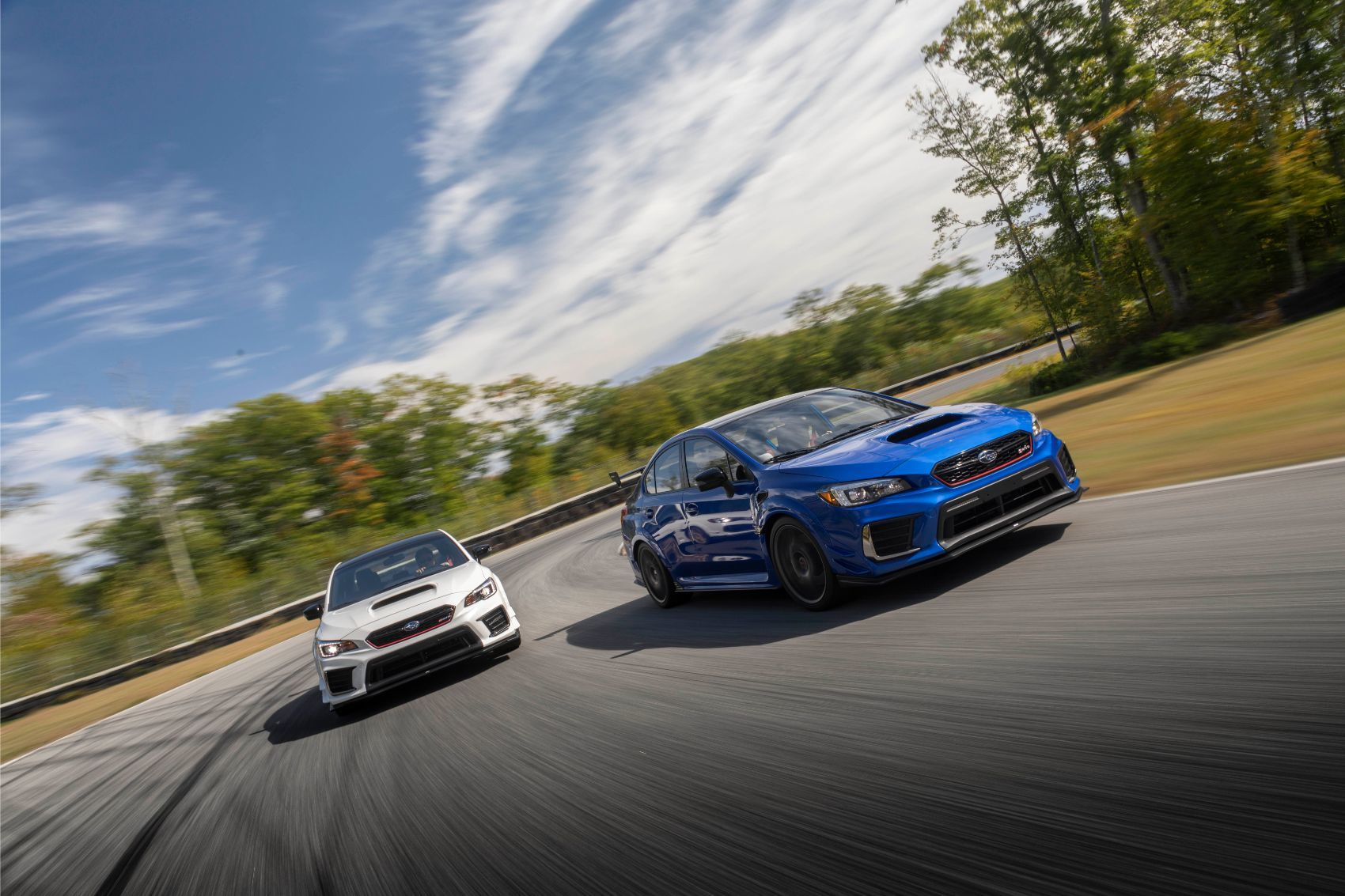 2019 Subaru STI S209: From The Nürburgring To Your Driveway