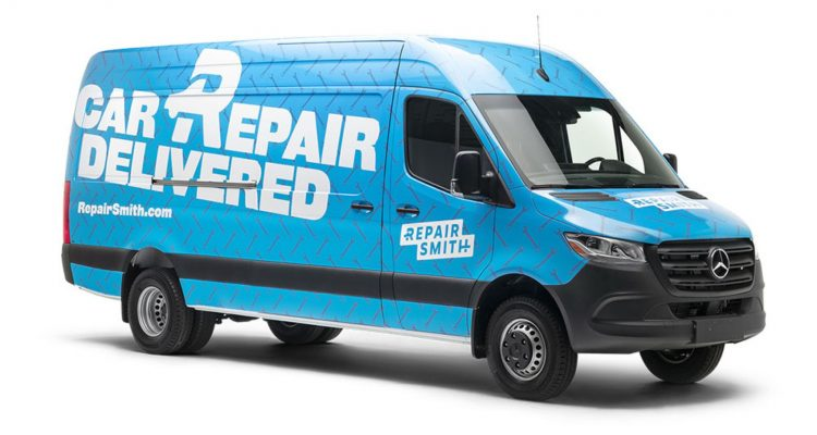 van 1000 750x400 - RepairSmith: Daimler AG Backed Startup Can Fix Your Car At Home