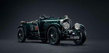 1 1929 Team Blower HERO 370x180 - Bentley 1929 Team Blower Reborn In Limited Continuation Series