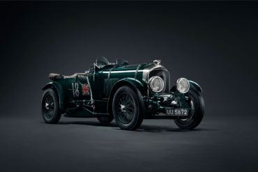 Bentley 1929 Team Blower Reborn In Limited Continuation Series 15