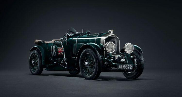 1 1929 Team Blower HERO 750x400 - Bentley 1929 Team Blower Reborn In Limited Continuation Series