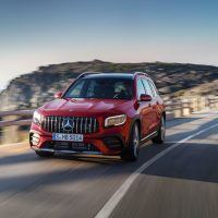 19C0560 006 source 200x200 - 2021 Mercedes-AMG GLB 35: Small SUV Wears Affalterbach's Wardrobe