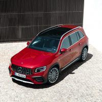 19C0560 041 source 200x200 - 2021 Mercedes-AMG GLB 35: Small SUV Wears Affalterbach's Wardrobe