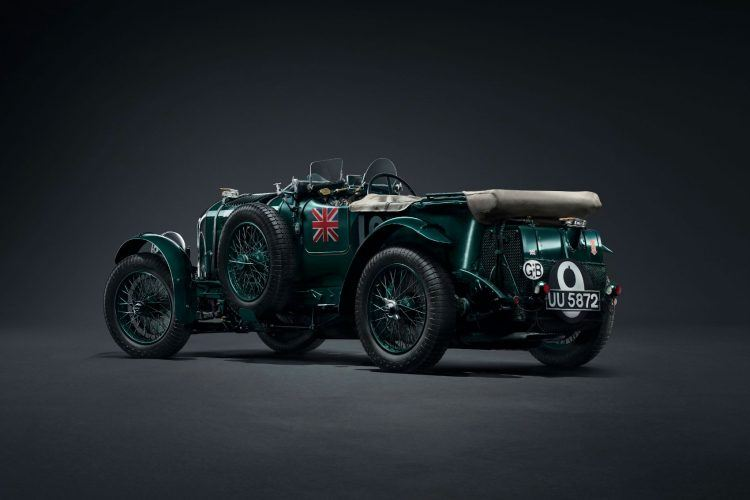 Bentley 1929 Team Blower Reborn In Limited Continuation Series 16