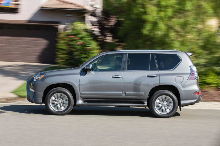 2019 Lexus GX 460 Review: Solid But Long In The Tooth 23